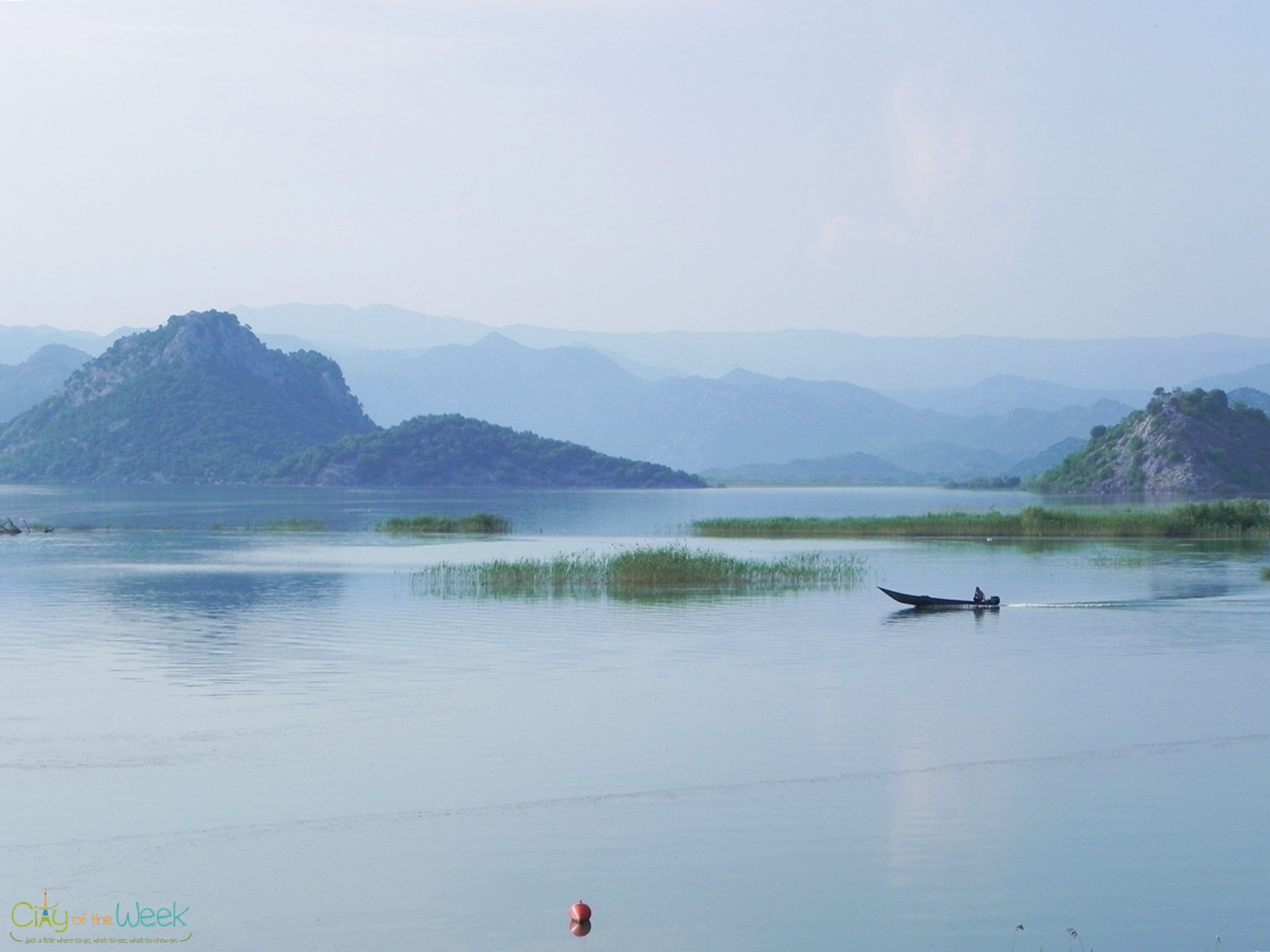 Skadar Lake – a must-see!